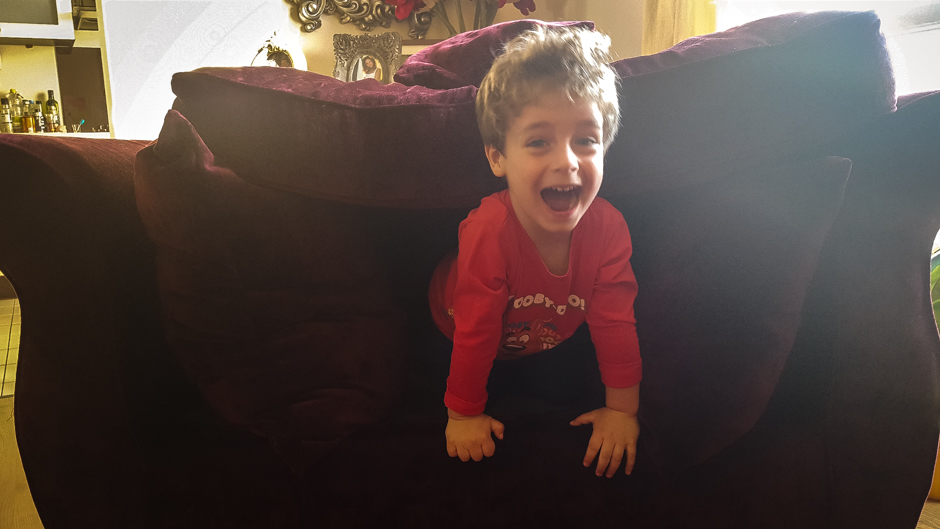 W domu z przeziębionym dzieckiem