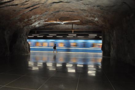 Pędzący pociąg blogosfery