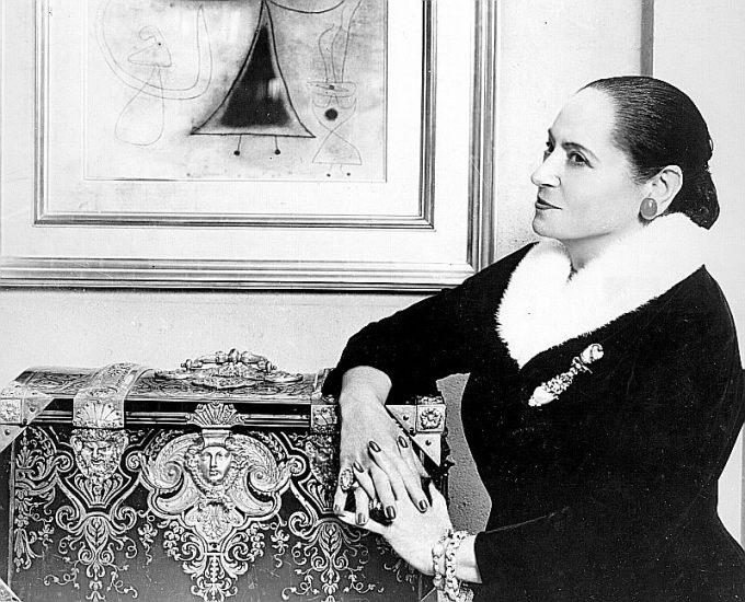 Fortuny najbogatszych Polek. Helena Rubinstein. Źródło zdjęcia: http://www.newsweek.pl/styl-zycia/zycie-heleny-rubinstein,69756,1,1.html