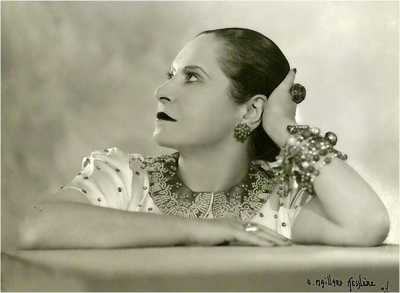 Fortuny najbogatszych Polek. Helena Rubinstein.. Źródło zdjęcia: http://americanpast.blogspot.com/2014/07/the-beauty-of-miniature-helena.htm